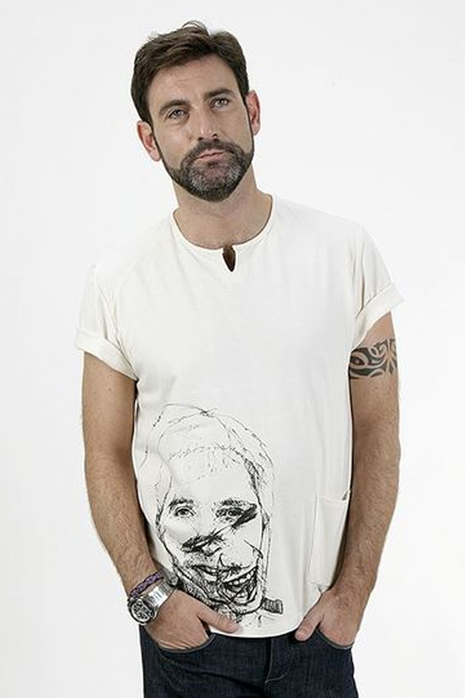 CAMISETA DOUBLE FACE