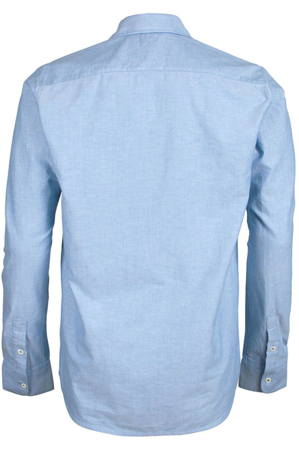 Armedangels Camisa Fred washed blue