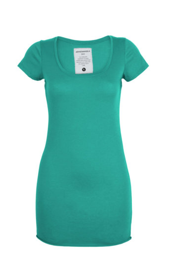 Camiseta Cleo diamond green