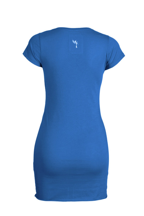 Camiseta Cleo french blue