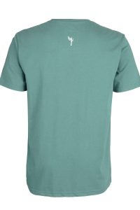 Camiseta James Sustainable light green
