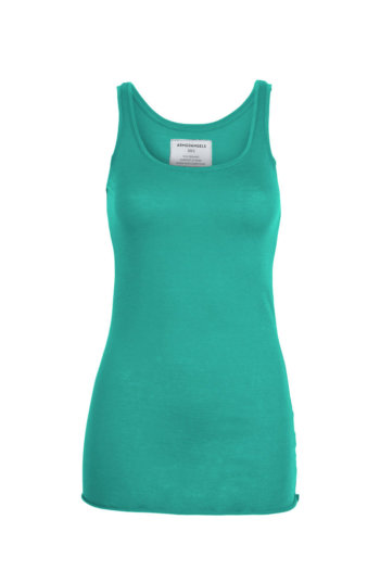 Camiseta de tirantes Bo diamond green