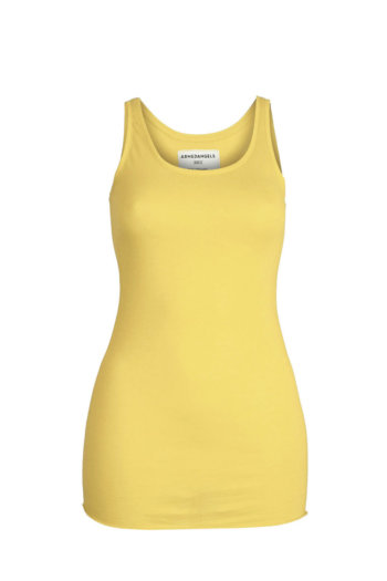 Camiseta de tirantes Bo golden yellow