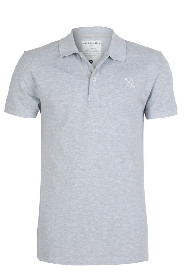 Polo Jack grey melange