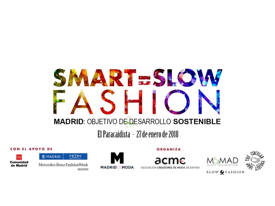Smart Fashion = Slow Fashion