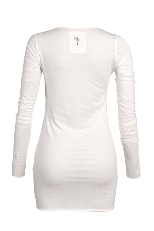 Camiseta Eve off white