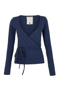 Chaqueta Devine washed blue