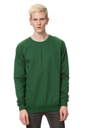 Sweater Man Forest