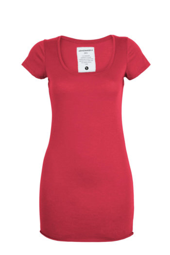 Camiseta Cleo hollywood red