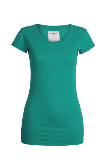 Camiseta Jane diamond green