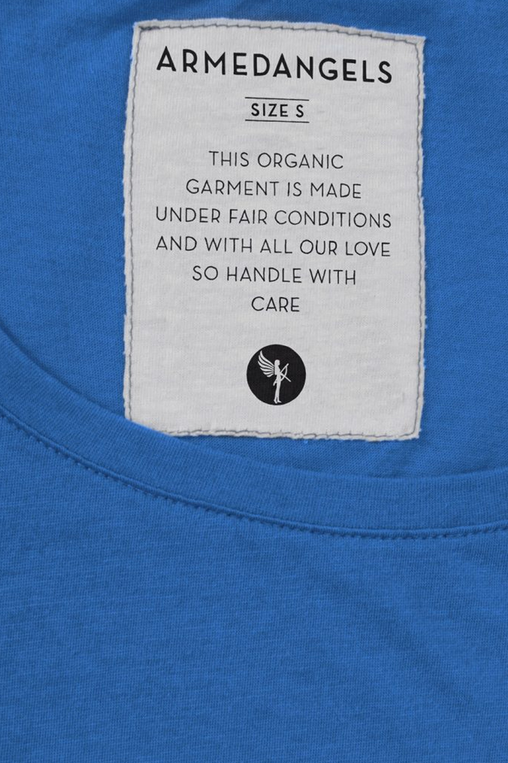 Camiseta de tirantes Bo french blue
